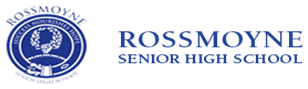 Rossmoyne Senior High School Icon