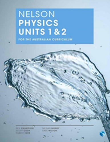 Year 11 Physics Tutor for Unit 1 and 2