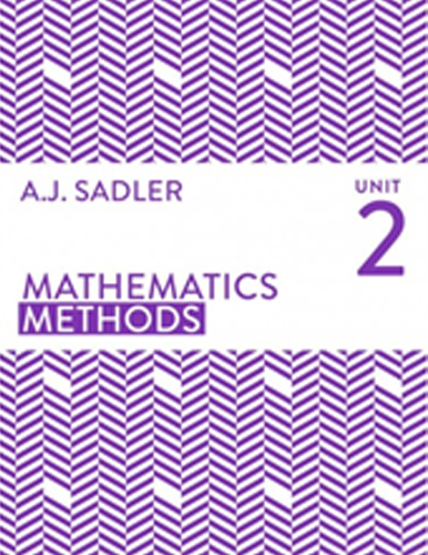 Tutor for Year 11 Maths Methods Unit 2